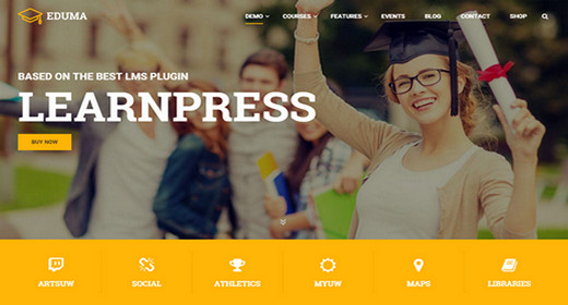 A Good WordPress Theme School