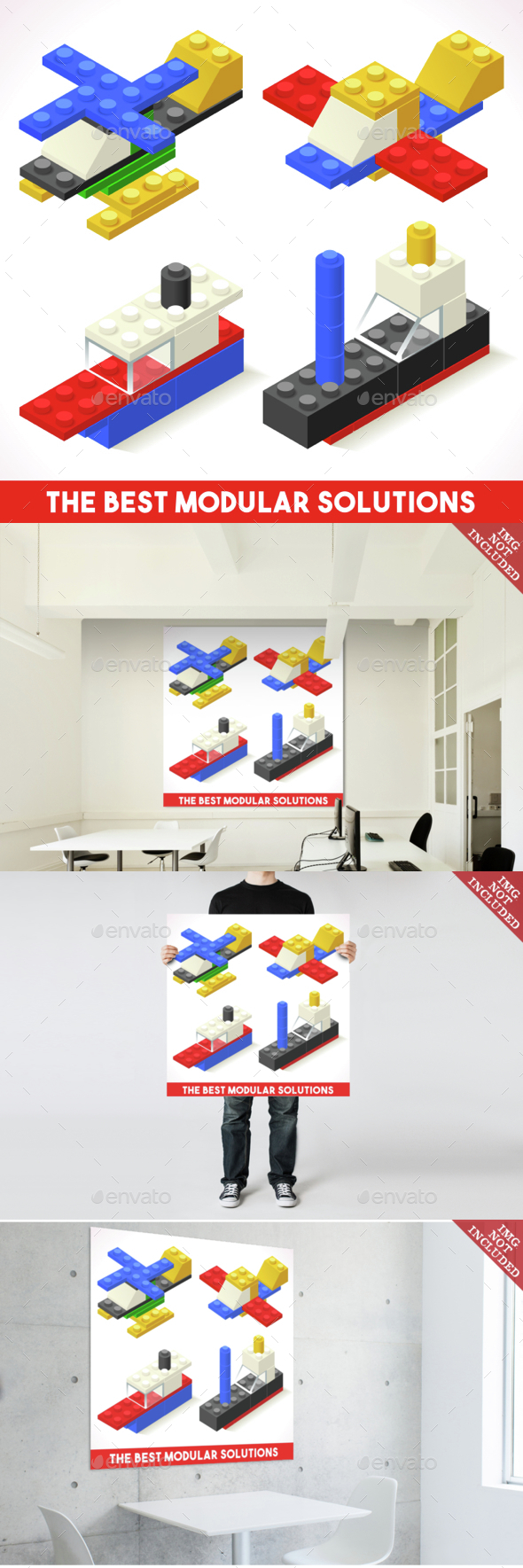 Toy Block Ship Plane Games Isometric - Man-made Objects Objects