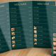 Trifold Menu Template 2 - GraphicRiver Item for Sale