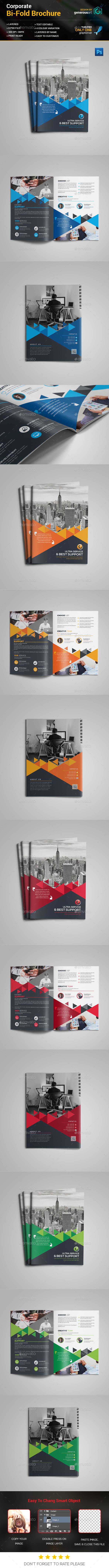 Bi-Fold_Business Brochure - Corporate Brochures
