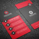 Corporate Business Card Bundle 2 in 1