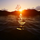 Sunset Over Lake Mountains - VideoHive Item for Sale