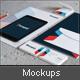 Branding / Stationery Mocku-Graphicriver中文最全的素材分享平台