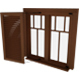 Wood Window - GraphicRiver Item for Sale