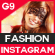 Fashion Instagram - GraphicRiver Item for Sale