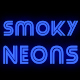 New Style Smoky Neon Shapes