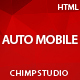 AutoMobile | Responsive Car Dealer HTML Template Nulled