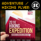 Hiking Adventure Flyer - GraphicRiver Item for Sale