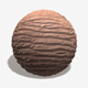 Sand Ripples Seamless Texture