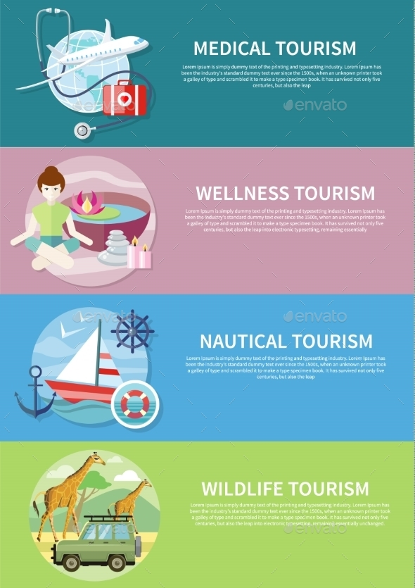 Wildlife, Wellness, Medical and Nautical Tourism - Landscapes Nature