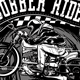 Bobber Rider Racing Club T-shirt - GraphicRiver Item for Sale