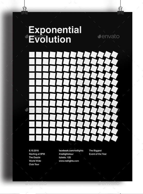 Exponential Evolution - Clubs & Parties Events