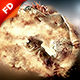 Sand Strike Photoshop Action - GraphicRiver Item for Sale