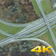 Highway Aerial - VideoHive Item for Sale