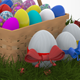 Easter Eggs Background - VideoHive Item for Sale