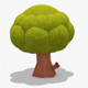 3D Low Poly Tree Models Pack