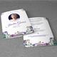 Funeral Program Template-V36 - GraphicRiver Item for Sale