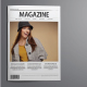 Indesign Magazine Template vol 5 - GraphicRiver Item for Sale