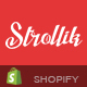 Ap Strollik - Single Product Shopify Theme - ThemeForest Item for Sale