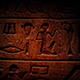 Pan Across Ancient Egyptian Hieroglyphics - VideoHive Item for Sale