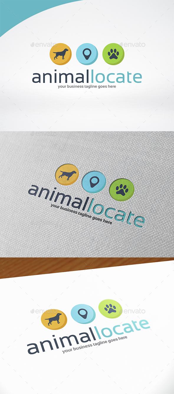 Pet Finder Logo Template - Animals Logo Templates