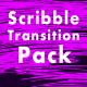 Scribble Transition Pack - VideoHive Item for Sale