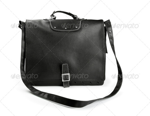 Laptop bag - Stock Photo - Images
