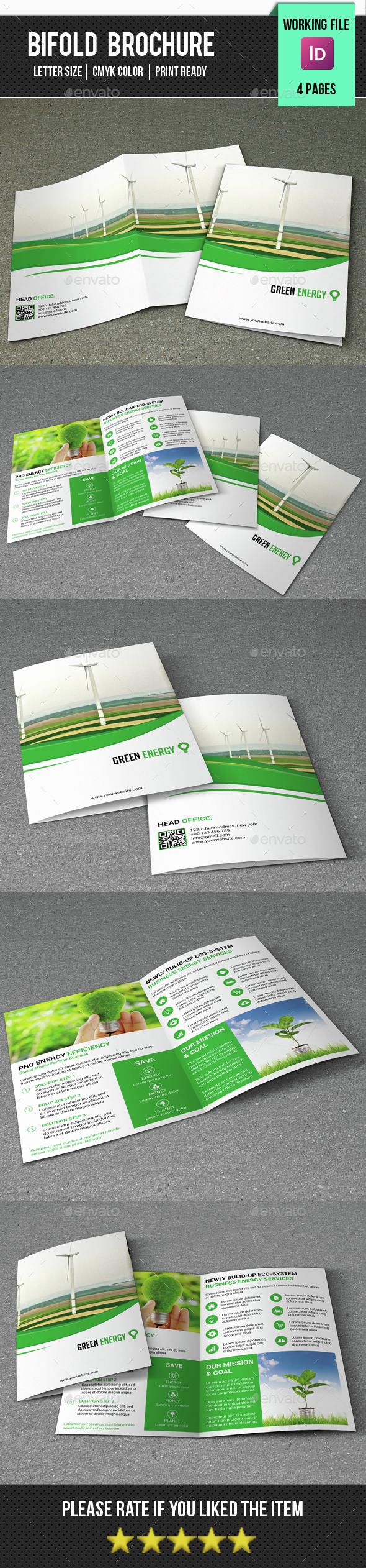 Green Energy Brochure-V372 - Corporate Brochures