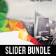 3 in 1 Corporate Business Slider Bundle - GraphicRiver Item for Sale