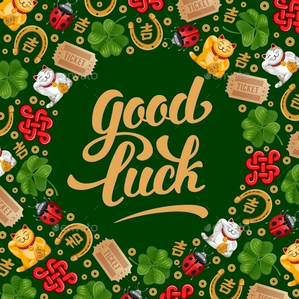 Good Luck - Concepts Business