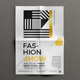 NYC Fashion Show Flyer Template - GraphicRiver Item for Sale
