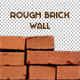 Rough Brick Wall  - VideoHive Item for Sale
