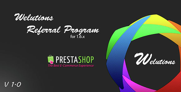 PrestaShop Referral Program - CodeCanyon Item for Sale