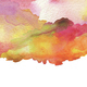 Abstract acrylic and watercolor brush strokes painted background - PhotoDune Item for Sale