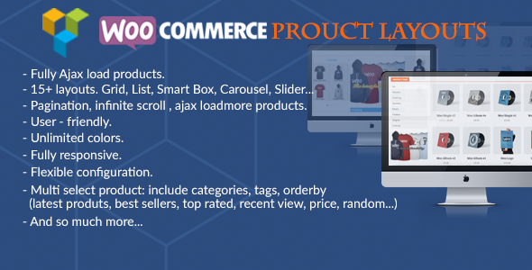 WooCommerce Product Layouts