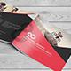 Bi Fold Brochure-Square - GraphicRiver Item for Sale