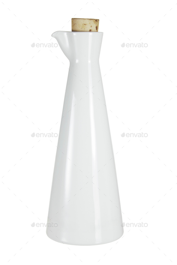 Vinegar Bottle - Stock Photo - Images