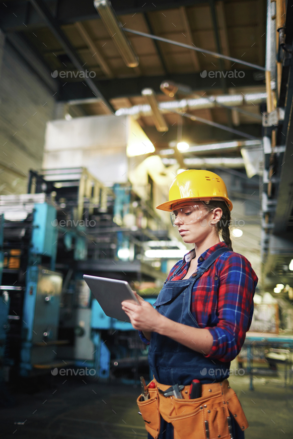 Engineer at work - Stock Photo - Images