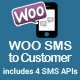 WooCommerce SMS Customer Notifications - CodeCanyon Item for Sale