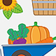 Gardening Set - GraphicRiver Item for Sale