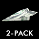 Flying Paper Airlane - Hundred Dollar Bill - Pack of 2 - VideoHive Item for Sale