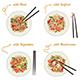 Noodles - GraphicRiver Item for Sale