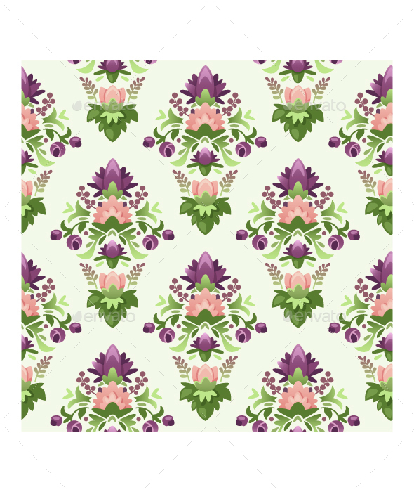 Seamless Wrapping Paper Pattern. - Patterns Decorative