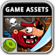 Ahoy! Pirates Adventure - Game Assets - GraphicRiver Item for Sale
