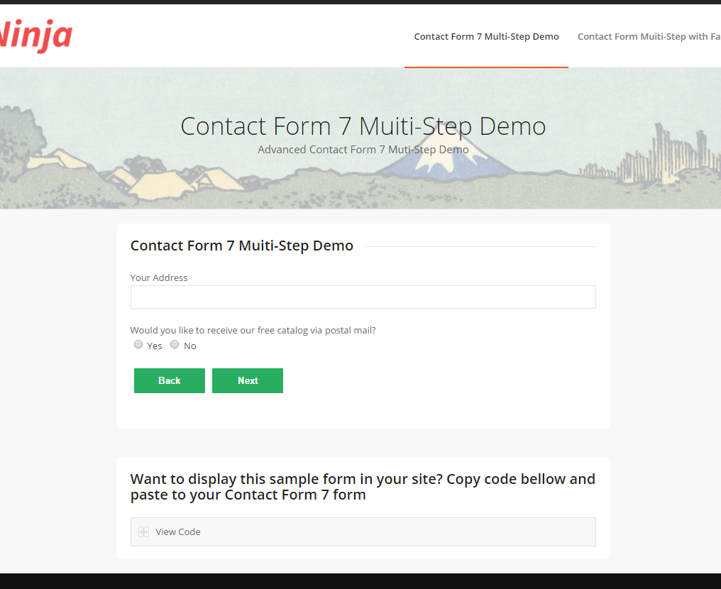 Preview/contact Form 7 Multi Step Settings.png Preview/contact Form 7 Multi Step Step 1.png  ...