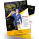 Electrician Flyer Template - GraphicRiver Item for Sale