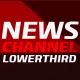 News Channel Lower Third - VideoHive Item for Sale