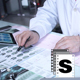 Doctor In Office Checking Data - VideoHive Item for Sale