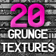 20 Dirty Grunge Textures - GraphicRiver Item for Sale
