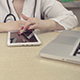 Doctor with Data Tablet - VideoHive Item for Sale